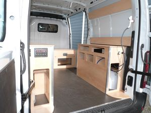 Vente kit amenagement fourgon camping car