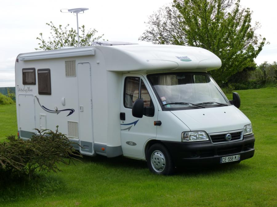 Camping car mc louis tandy plus