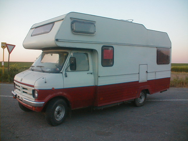Camping car occasion bedford