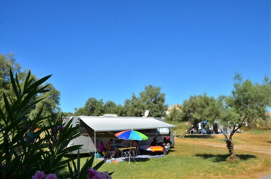 Camping montpellier
