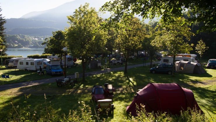 Location mobilhome grenoble