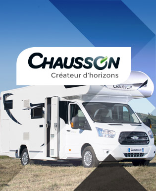 Autocollant pour camping car challenger occasion