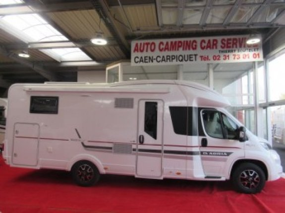 Camping car adria matrix plus m 670 sbc