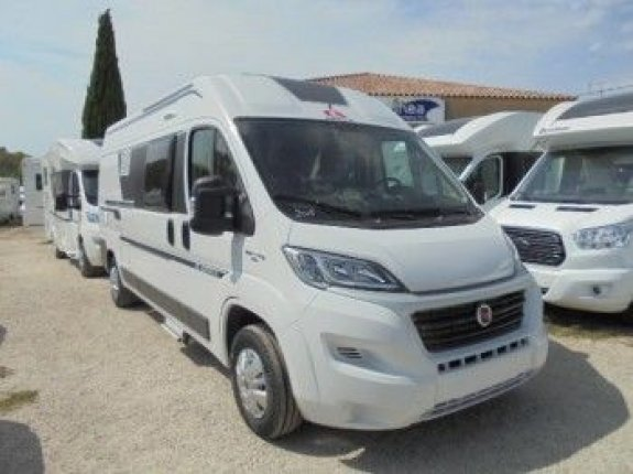 Camping car adria twin occasion