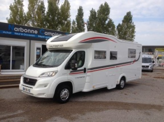 Vente camping car occasion aude