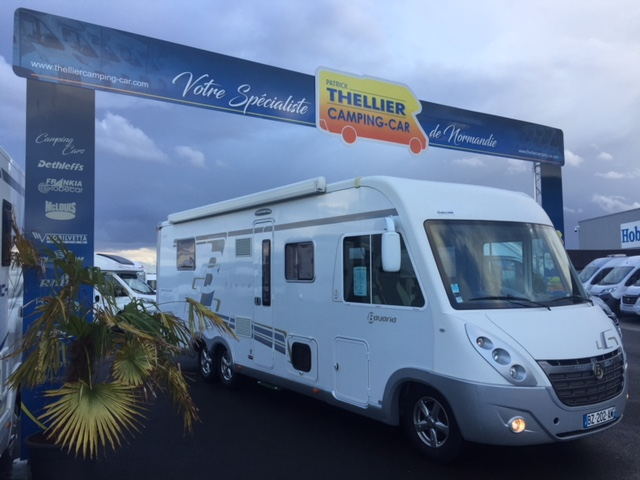 Thellier camping car occasion