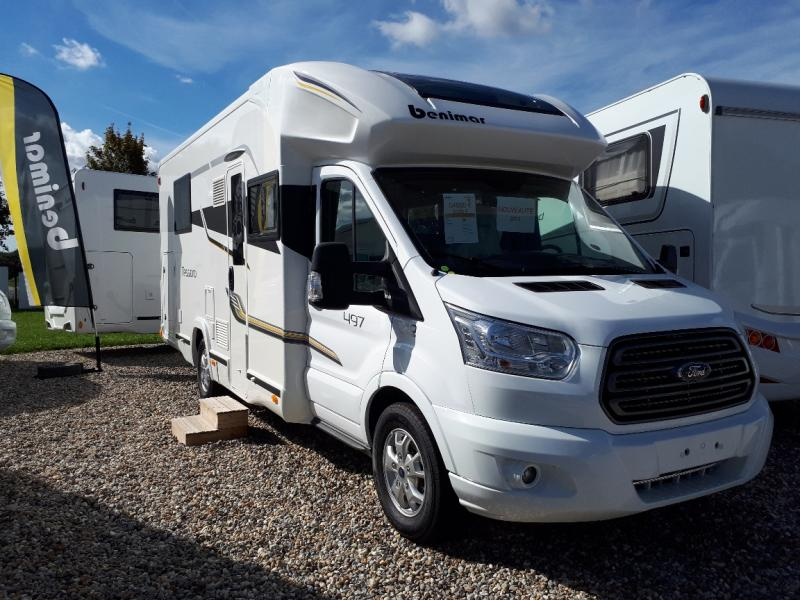 Camping car occasion flesselles camping car x-til