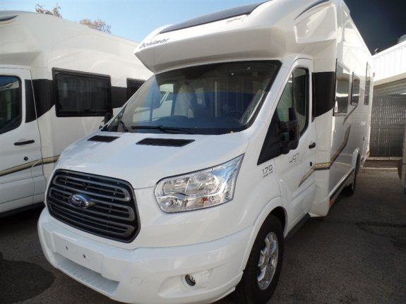 Camping car occasion mistral