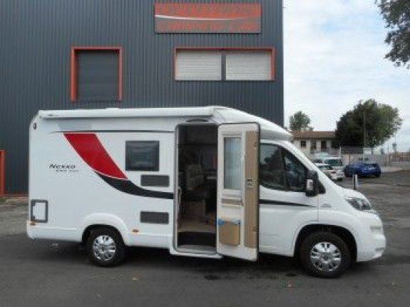 Achat camping car occasion boite automatique