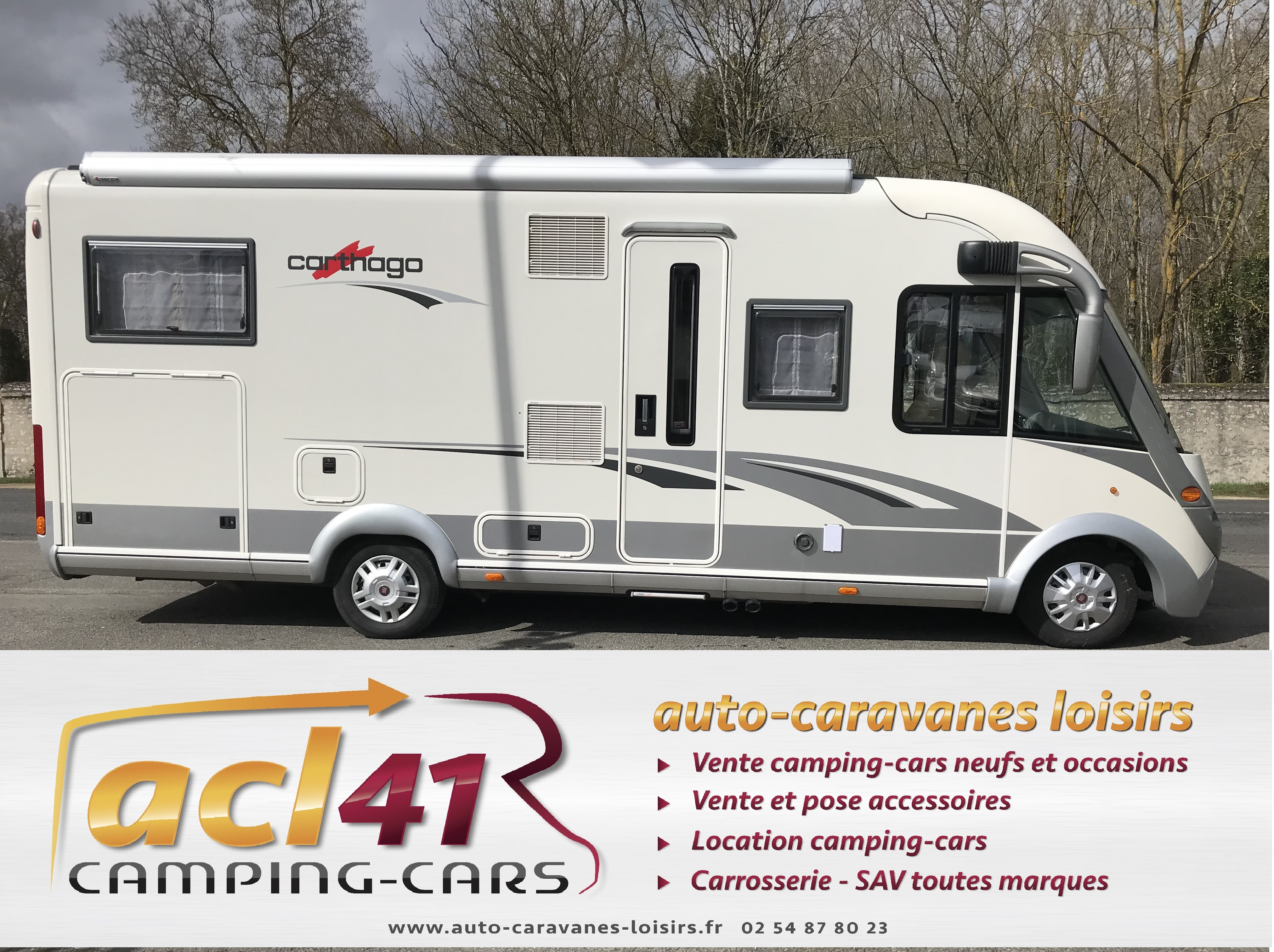 Camping car carthago occasion allemagne