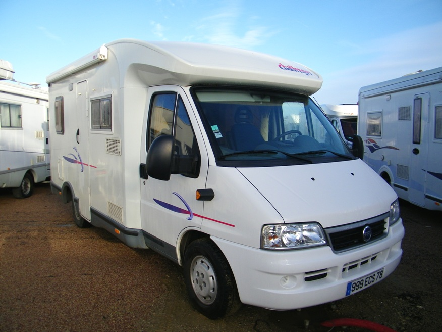 Occasion camping car manche