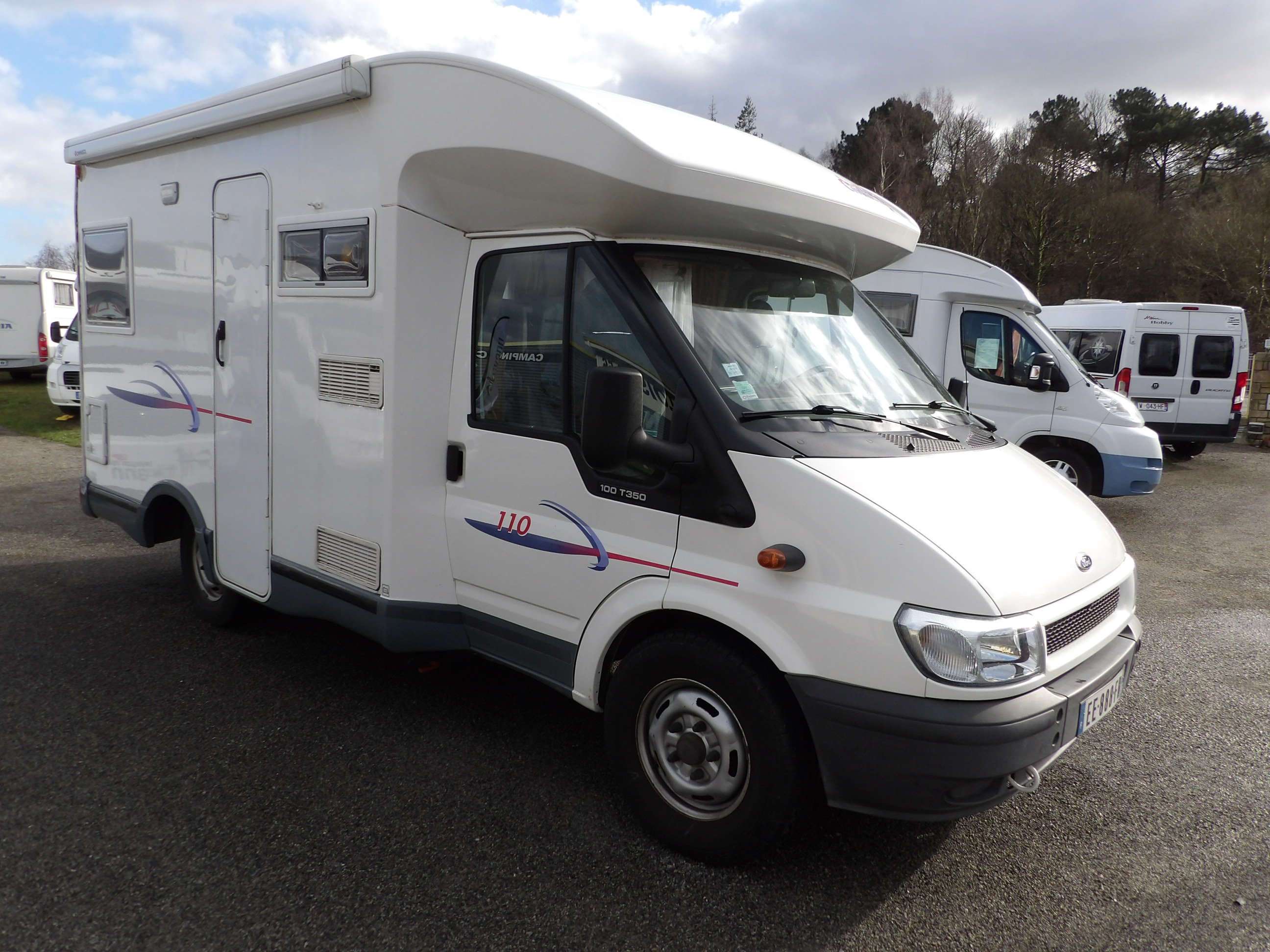 Camping car occasion herault