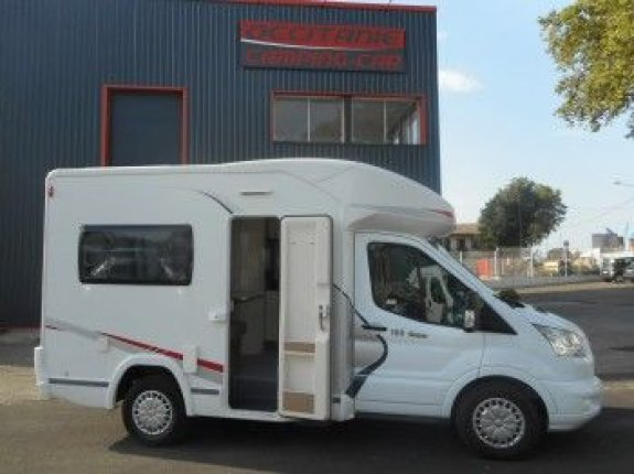 Camping car challenger 100