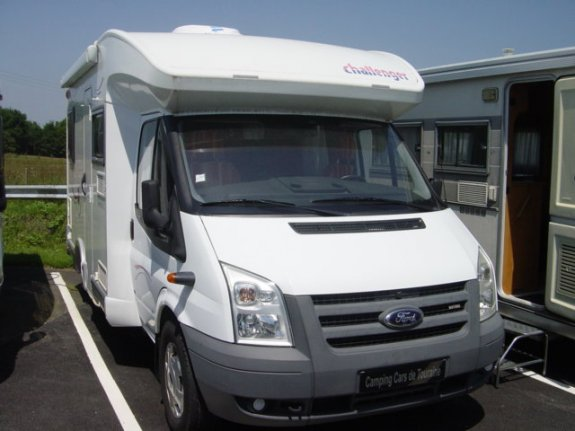 Camping car occasion tours