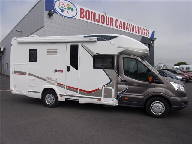 Camping car challenger 280 occasion