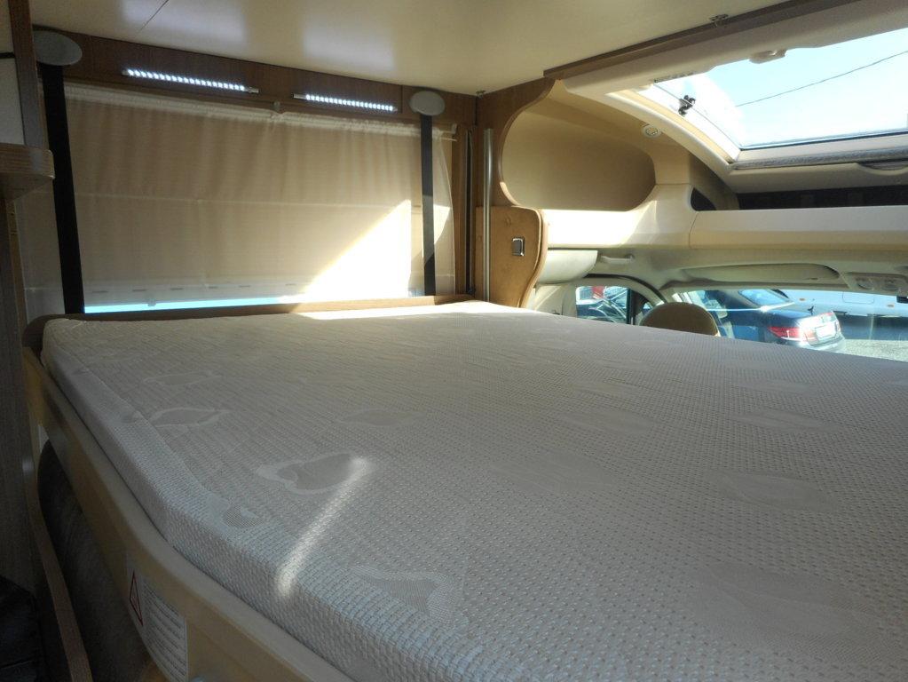 Camping car challenger prium xs occasion