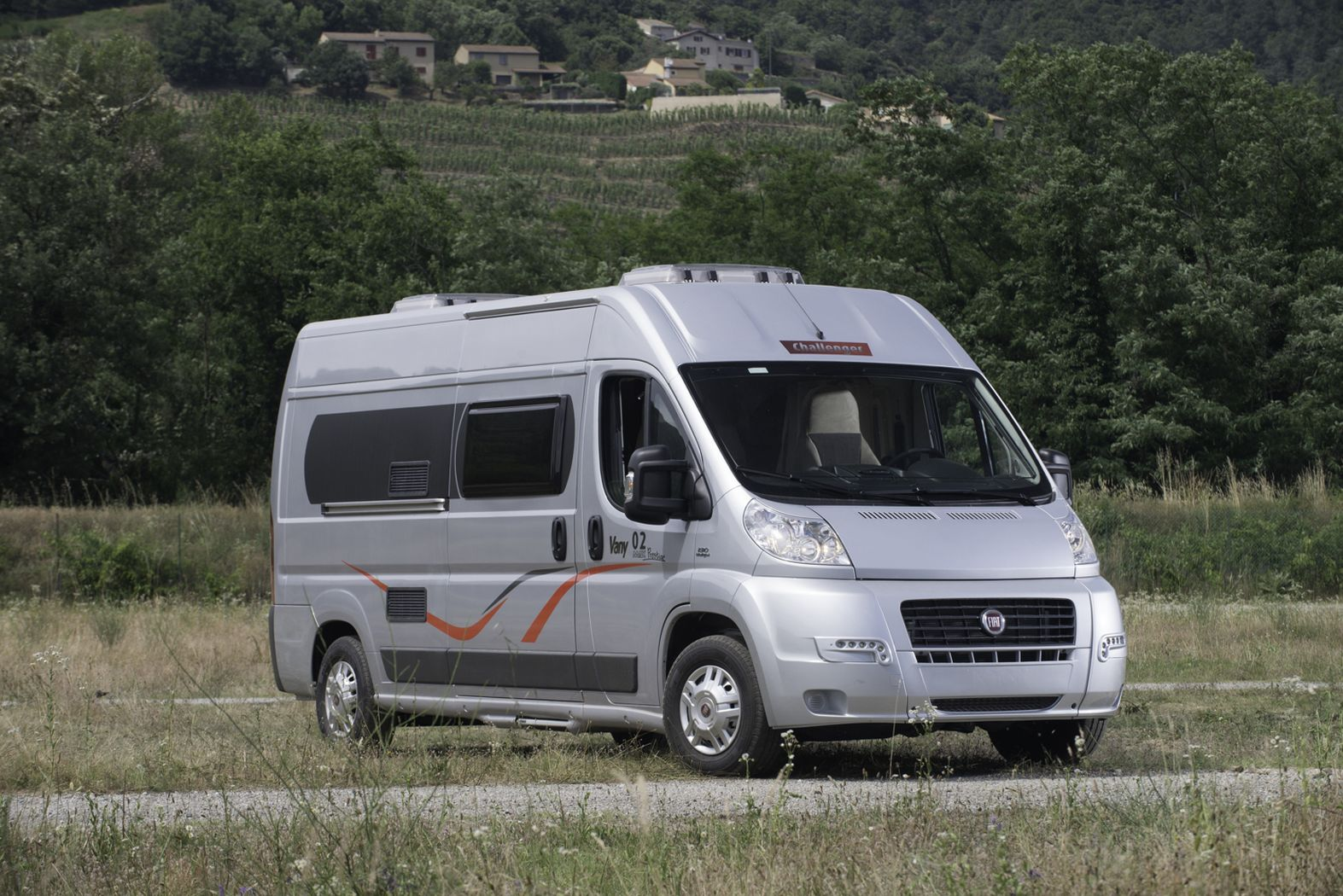 Vente camping car fourgon occasion