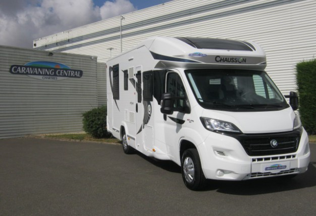 Camping car occasion chartres