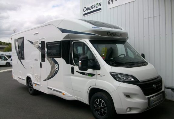 Camping car occasion cholet 49300