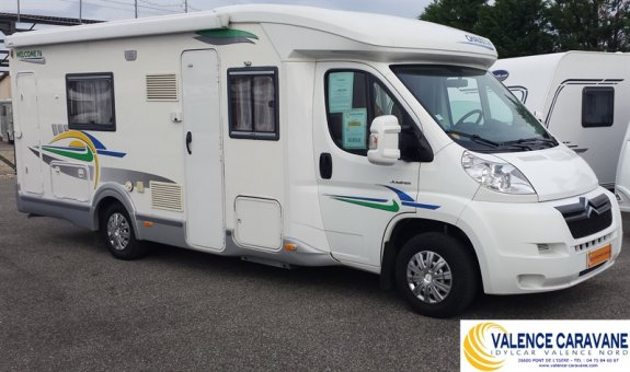 Camping car occasion isère