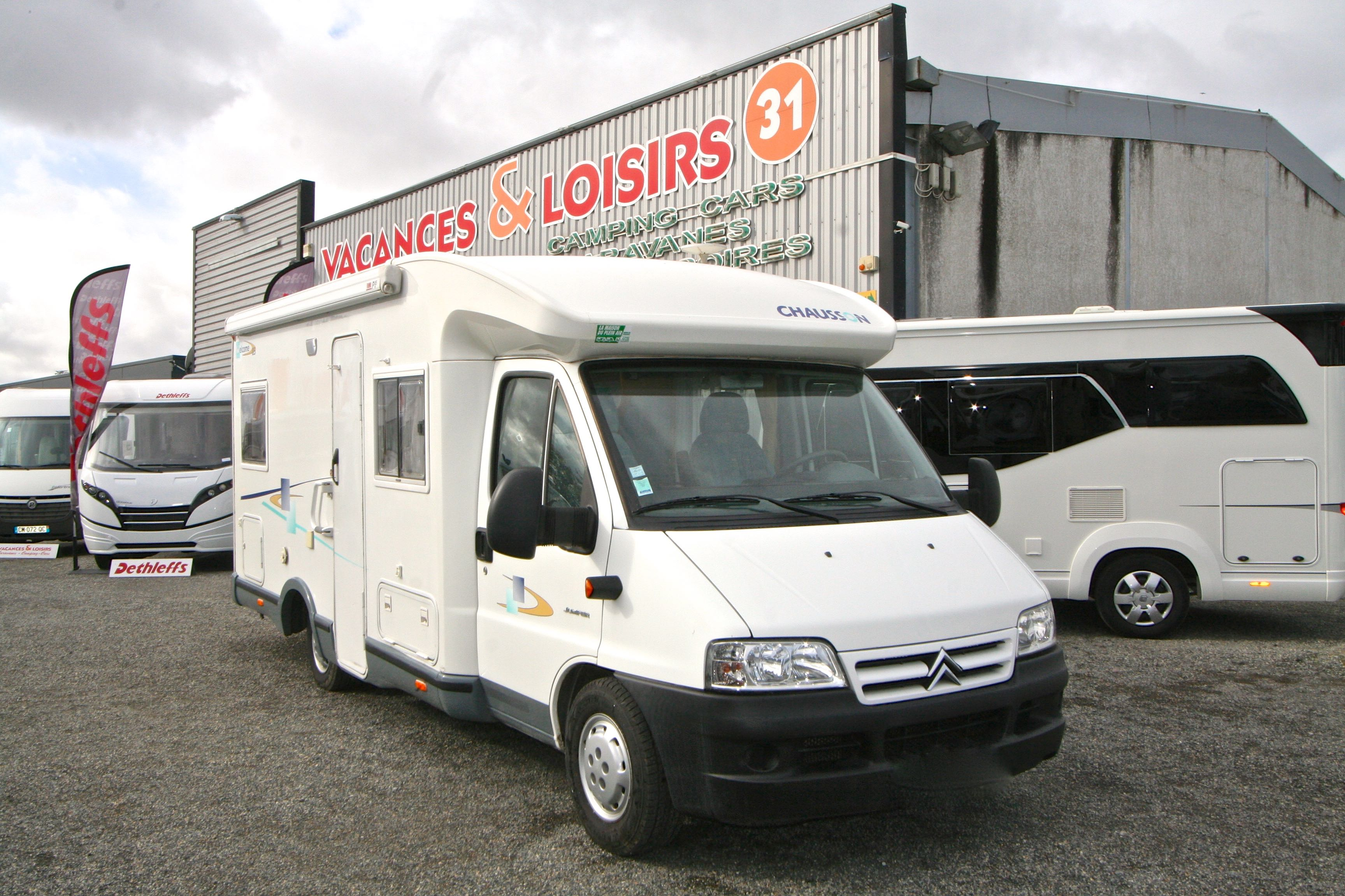 Camping car occasion carcassonne