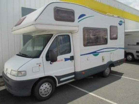 Camping car occasion castres