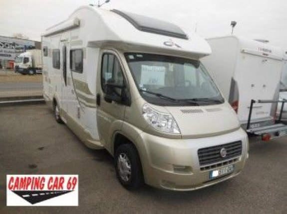 Camping car occasion ci