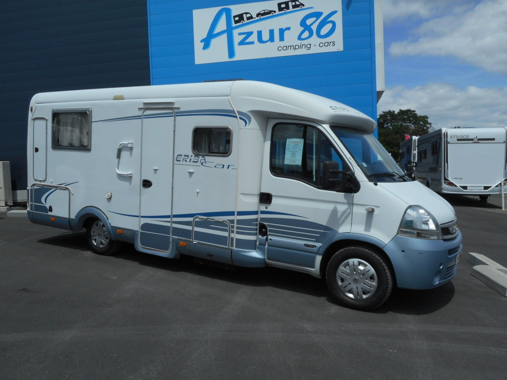 Renault master camping-car occasion