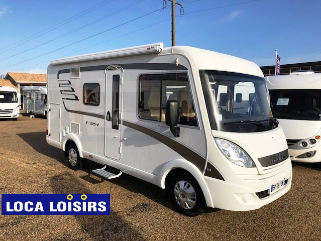 Camping car occasion loca loisirs