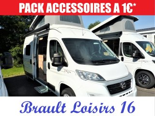 Brault loisirs camping car occasion