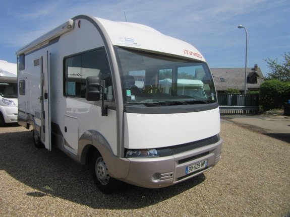 Camping car occasion jousse