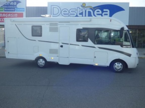 Camping car itineo sb 740 occasion