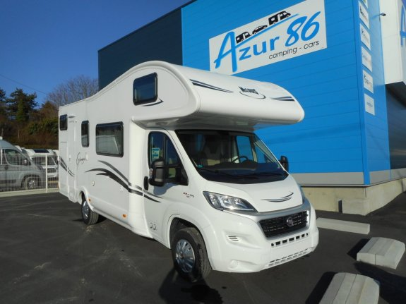 Camping car occasion azur 86