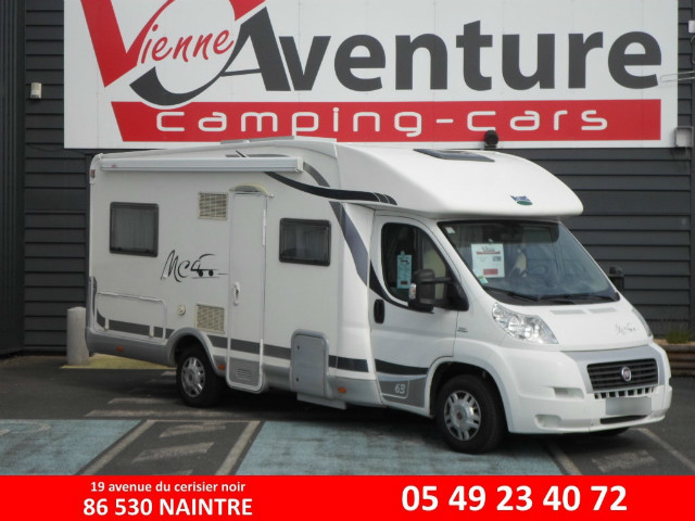 Vente camping car occasion 63