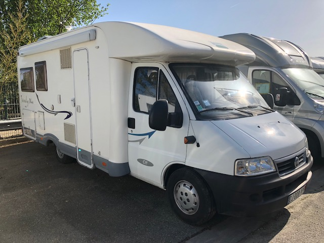 Camping car mc louis occasion camping car kabe