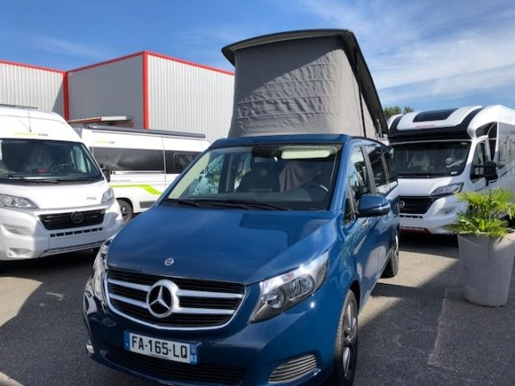 Mercedes viano camping car occasion