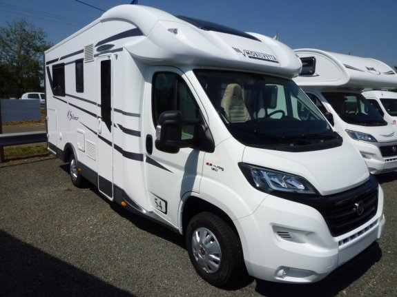 Camping car occasion azur 37