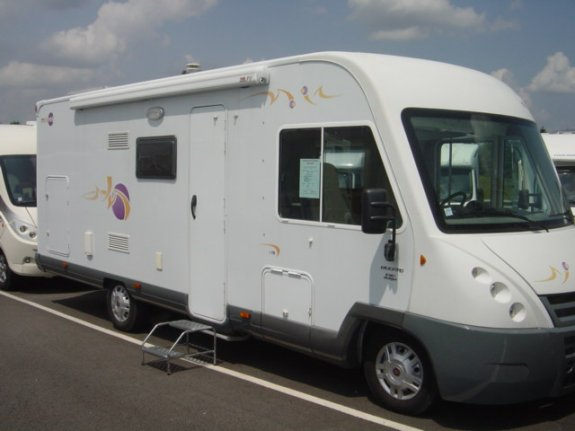 Camping car occasion a veretz