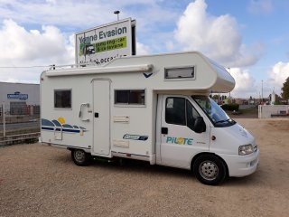 Camping car occasion dans l'yonne