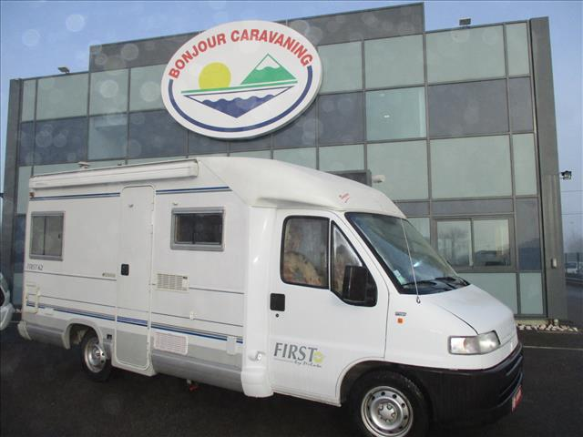 Camping car pilote first 62 occasion