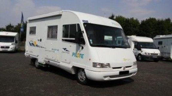 Achat camping car occasion vendee