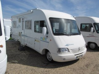 Concessionnaire camping car occasion gironde