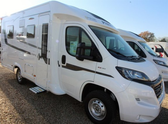 Camping-car occasion pilote p 650