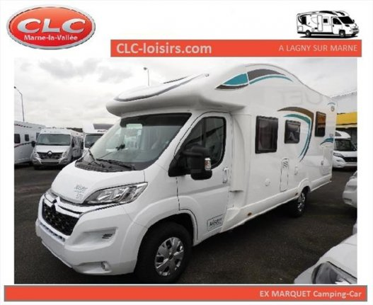 Camping car pla occasion