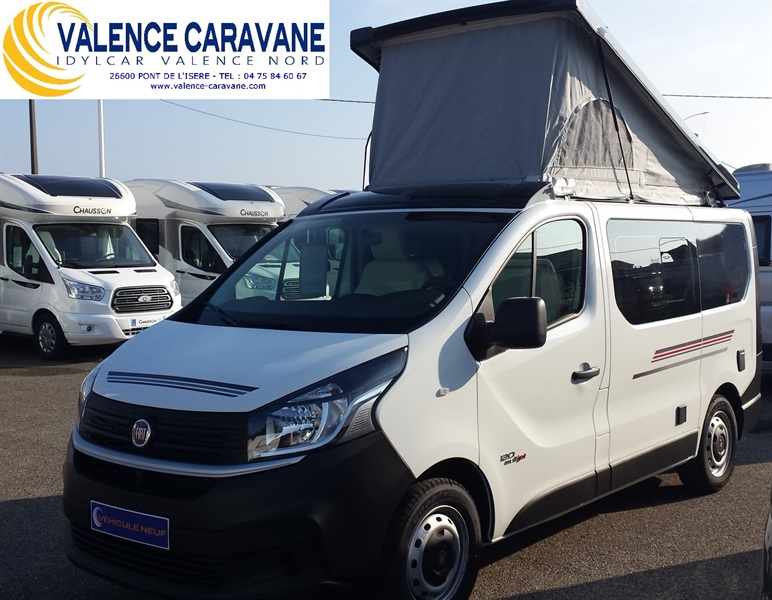 Camping car occasion valence