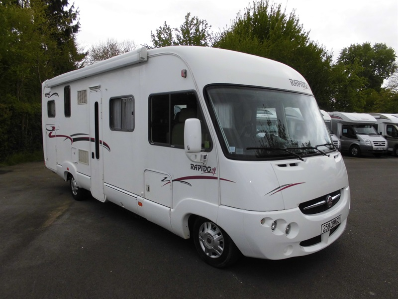 Camping car occasion 10000 euros