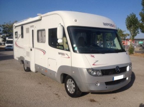 Camping car occasion narbonne