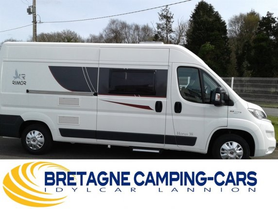 Camping car occasion britways