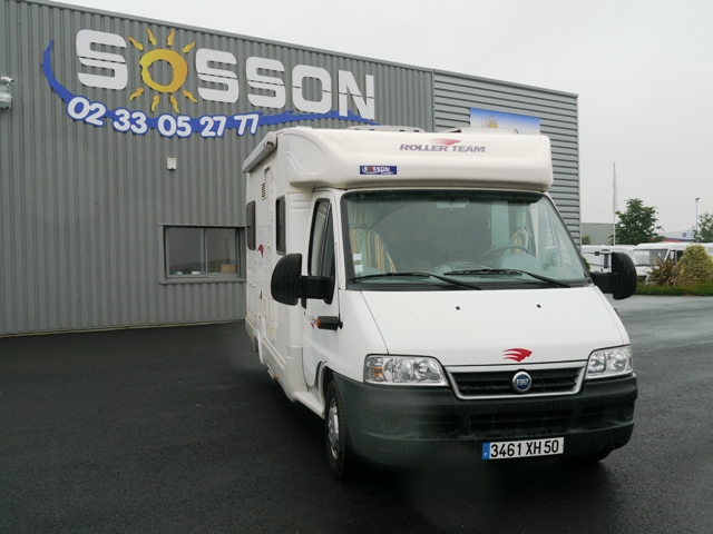 Sosson camping car