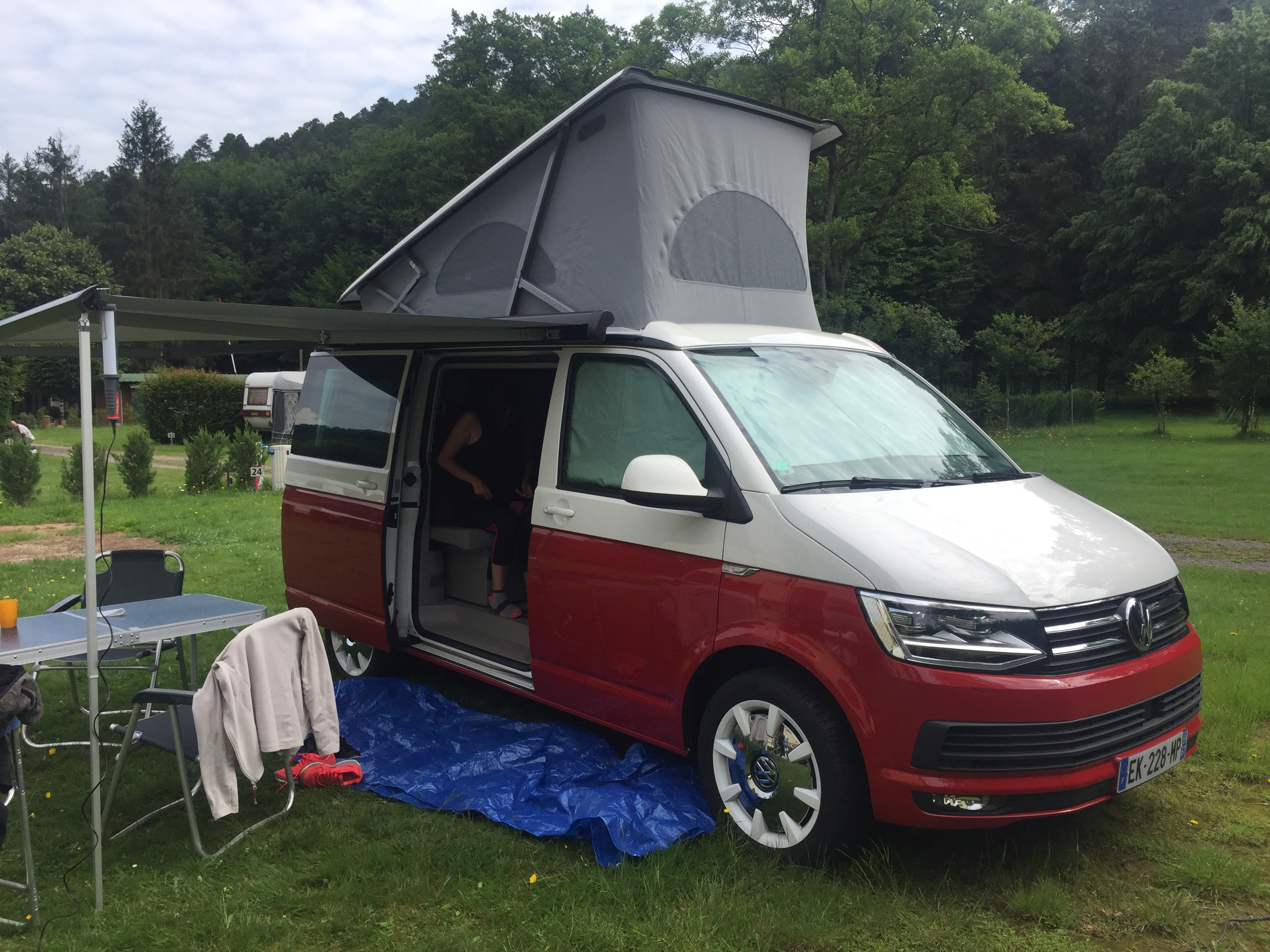 Camping car occasion allemagne volkswagen